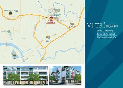Sở hữu chung cư Viglacera Yên Phong chỉ với 300tr