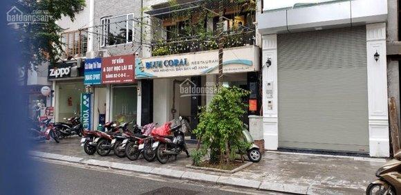 Cho thuê nhà phố Võ Thị Sáu, DT 60m2, MT 4.5m, giá 25tr