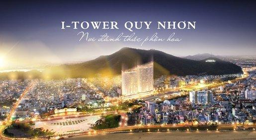 Nhận giữ chỗ Căn hộ cao cấp I-Tower Quy Nhơn, giá gốc CĐT