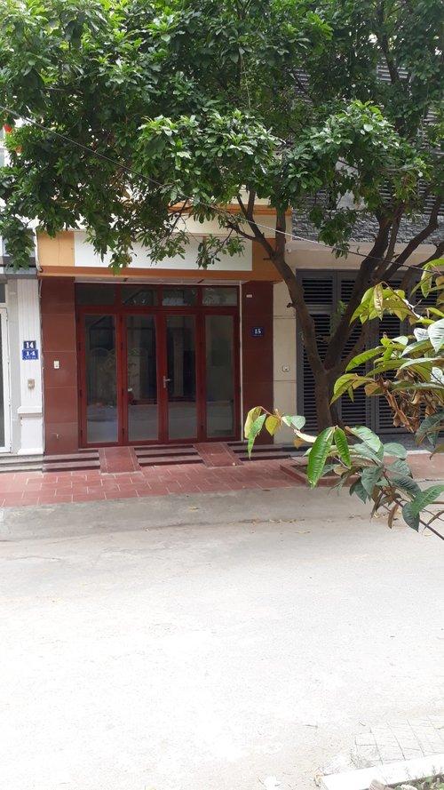 cho thuê mặt bằng tầng 1 làm văn phòng khu LK dịch vụ 2 Mộ Lao, Hà Đông giá 6tr/th LH 0903491244