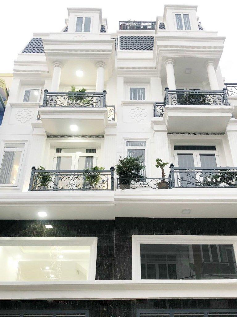 Nhà phố phong cách tân cổ điển, thanh toán 40% nhận nhà vào ở ngay