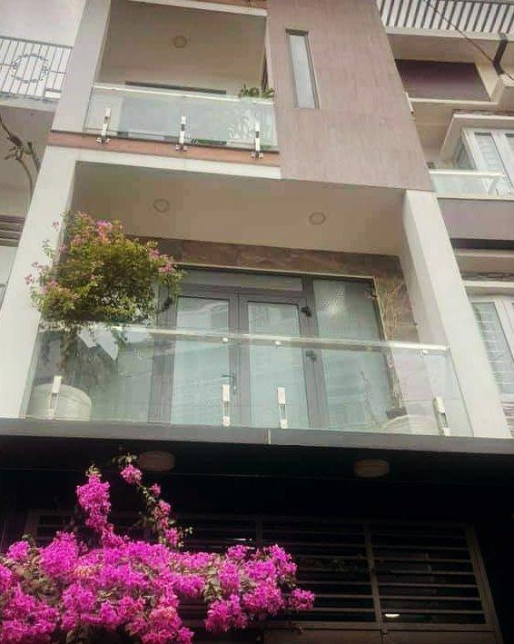 Bán nhà hẻm 6m Trịnh Đình Trọng, Tân Phú, 4x15m, 4 tầng, 7,5 tỷ