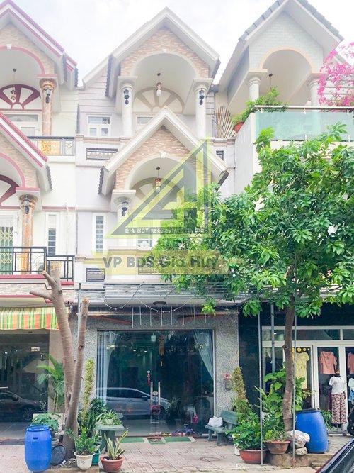 Bán nhà mặt tiền đường GS12 phường Đông hòa, thị xã Dĩ An - Bình Dương