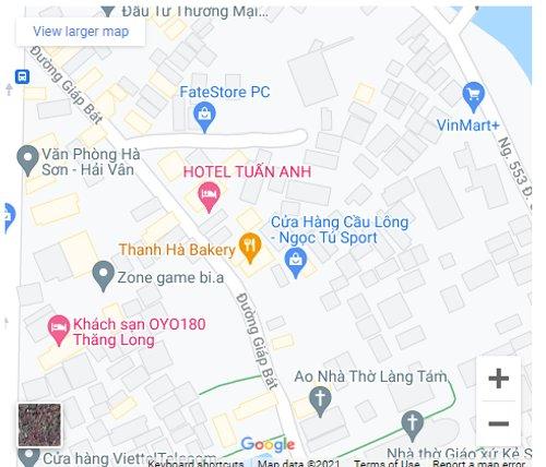 Bán đất thổ cư sổ đỏ chính chủ 60m2 (4,5 x 13,4) ngõ 67 đường Giáp Bát, Hoàng Mai, Hà Nội