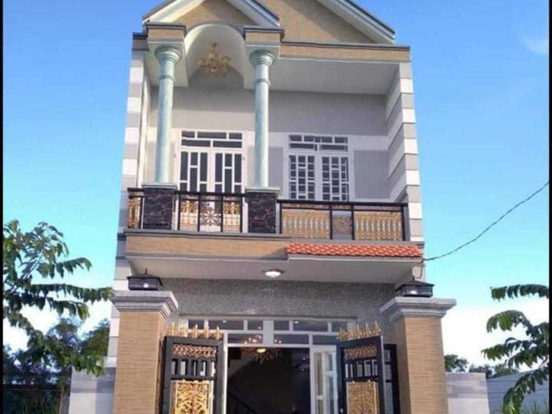 Bán nhà 1 lầu sổ riêng, đường Đinh Đức Thiện - Bình Chánh