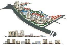 Hạ tầng, quy hoạch của Khu đô thị Đại Kim   ảnh 1