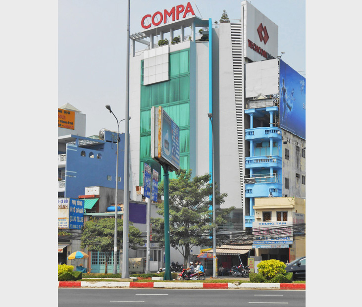compa tower