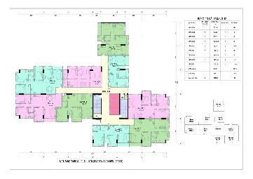 Hạ tầng, quy hoạch của Dự án căn hộ cao cấp Cheery Apartment | 1