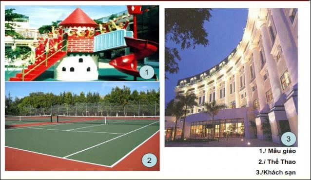 Hạ tầng, quy hoạch của Hoàng Đình Villa | ảnh 1